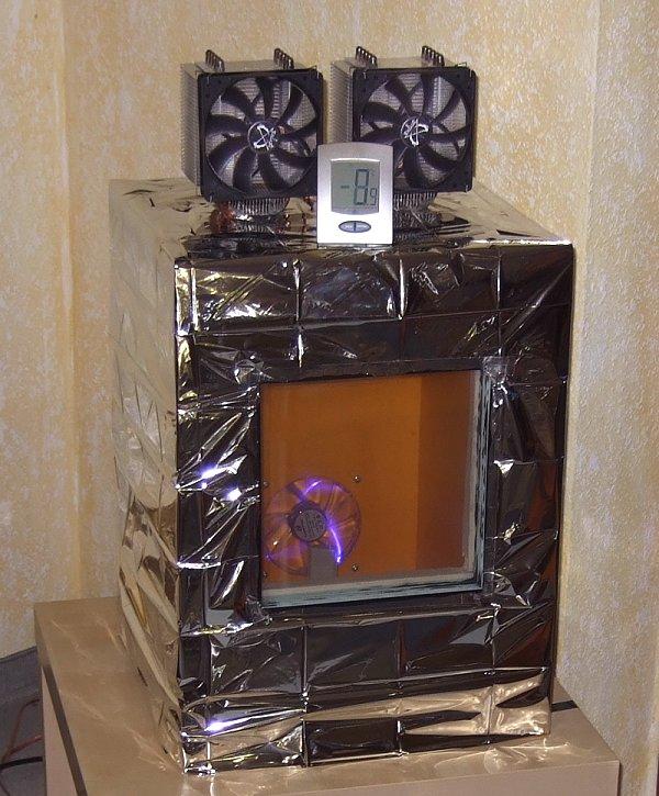 unter den blichen wohnzimmerbedingungen erreiche ich bei bedarf ca minus10 bis minus 14 aber. Black Bedroom Furniture Sets. Home Design Ideas