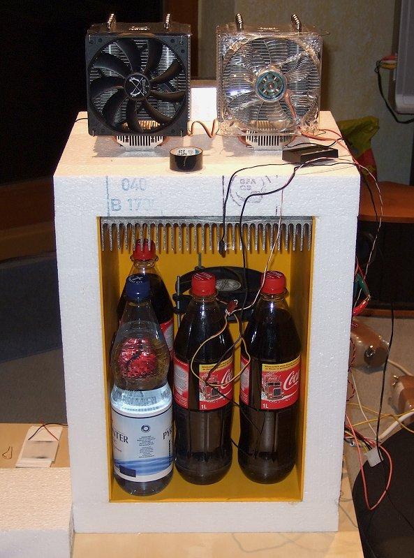 Kühlschrank peltier