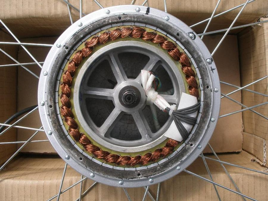 Windgenerator 12v eigenbau