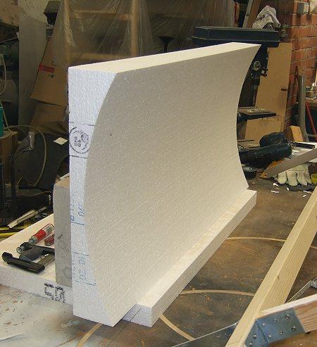 thema anzeigen styroporschneider mit 130cm schneidl nge im eigenbau. Black Bedroom Furniture Sets. Home Design Ideas
