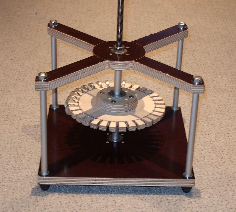 Www Daswindrad De Thema Anzeigen Eisenlosen Generator Selber